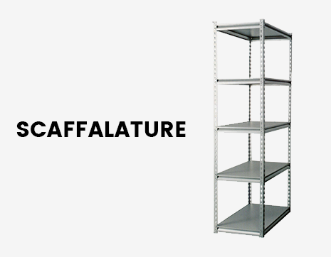 DeOffice Scaffalature